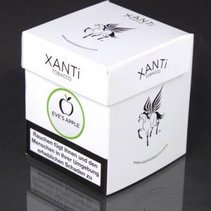 Produktfoto des neuen Xanti Tabaks Quelle : https://www.facebook.com/xantitobacco