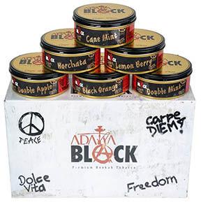 Adalya Black Tabak