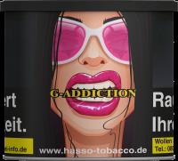 G Adicction, Hasso Tabak (200g)